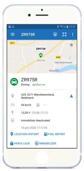 App-overzicht-voertuig-phone